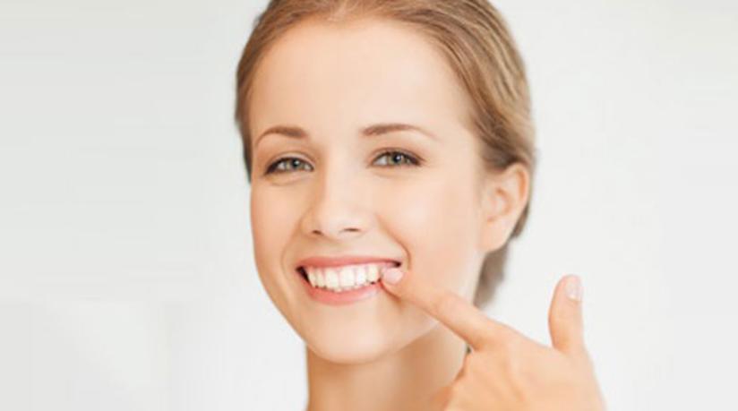 Протез зуба на одну единицу